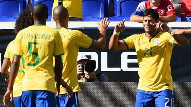 Brasil derrotó 1-0 a Costa Rica en amistoso internacional FIFA