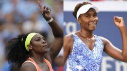 Serena y Venus Williams ganaron y se enfrentarán en el US Open