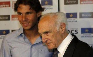 Rafael Nadal, músico y abuelo del tenista, murió a los 86 años