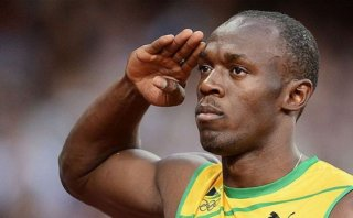 Usain Bolt no competirá en Bruselas y puso fin a temporada 2015