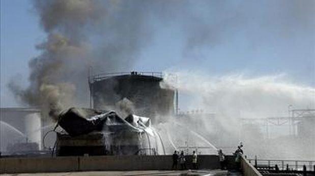 El Estado Islámico ya controla todo el petróleo de Siria