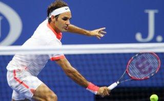 Federer explicó la curiosa forma en que surgió su nueva jugada