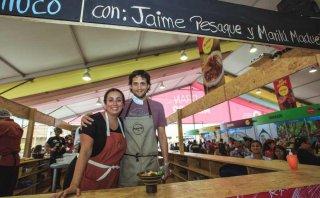 Chefs en El Gran Mercado: chupe de ollucos en Mistura