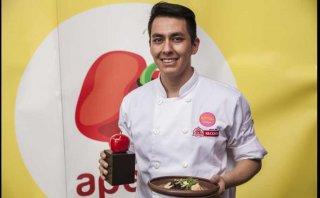 Mistura 2015: Chef arequipeño ganó concurso Joven Cocinero
