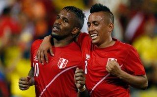 Perú igualó 1-1 con Colombia en Nueva Jersey con gol de Farfán