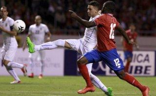 Uruguay perdió 1-0 ante Costa Rica en último amistoso (VIDEO)