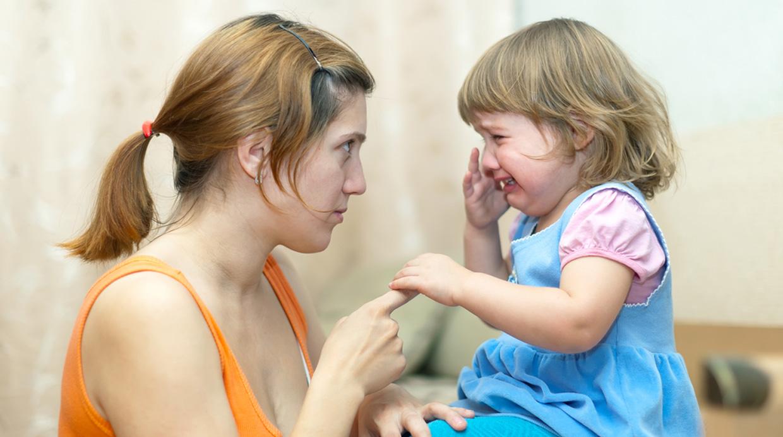 Mala conducta: ¿Por qué mi hijo se porta mal solo conmigo?