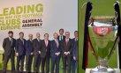 Clubes europeos donarán a refugiados un euro por cada entrada