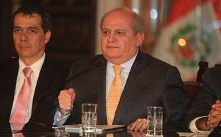 Pedro Cateriano admitió diferencias con Gana Perú por lote 192