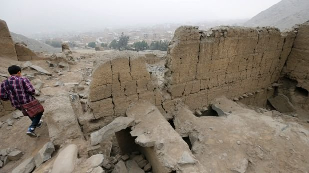 Cultura invertirá S/.62 mlls. más para proteger el patrimonio