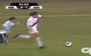¿Gritaremos otro gol así? Vargas, Fano y el Perú-Argentina 2008