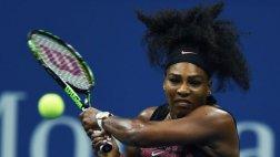 US Open: suspenden semifinales de damas por amenaza de lluvia