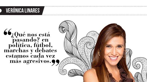 """Verónica Linares: """"Un llamado a la calma"""""""