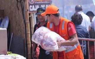 Mistura: ¿Cuántas toneladas de productos se distribuyen al día?