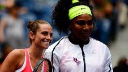 """Serena perdió con Vinci: """"Jugó el mejor tenis de su carrera"""""""