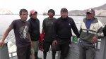 Chimbote: rescatan a pescadores perdidos hace cinco días - Noticias de pablo villanueva