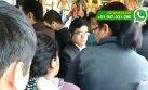 WhatsApp: se pelean por asiento en el Metropolitano (VIDEO)