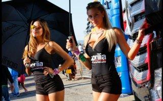 MotoGP: Las espectaculares Paddock Girls de San Marino [FOTOS]