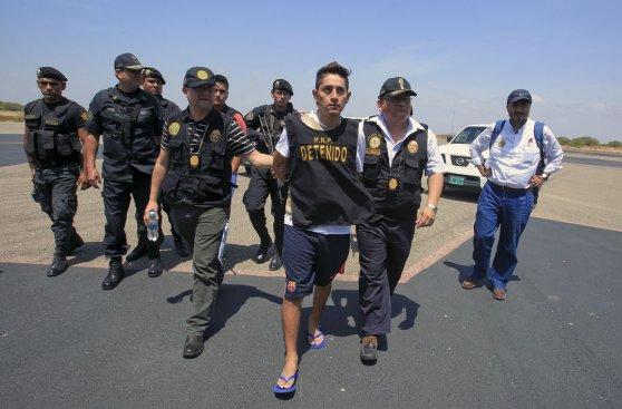 De Oropeza a Orellana: los casos de extradición más sonados