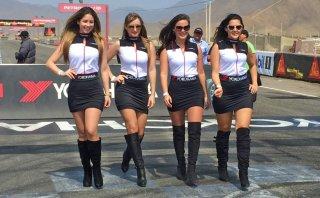 CCTC: Las bellas chicas de la sexta fecha [FOTOS]