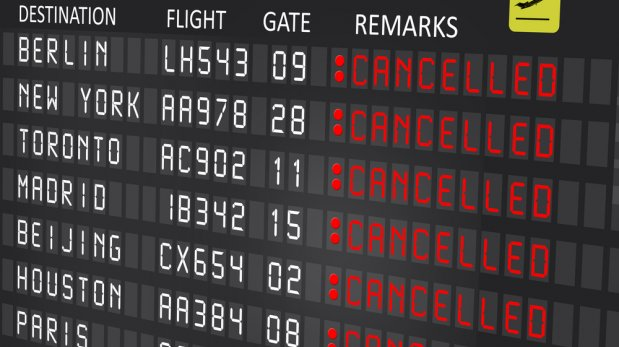 Lanzan web para reclamar por los retrasos de los vuelos
