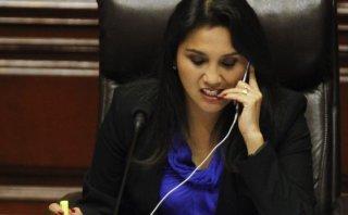 """Ana María Solórzano: """"El premier no ha sido faltoso"""""""