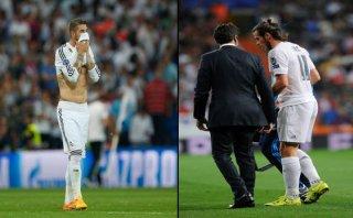 Ramos y Gareth Bale: ¿Cuánto tiempo estarán fuera por lesión?
