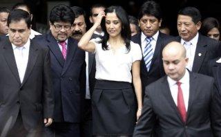 Hoy presentan informe que exculpa a Nadine Heredia del Caso MBL