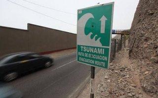 Terremoto en Chile: alerta de tsunami en costa central de Perú
