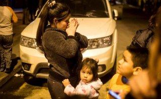 Terremoto en Chile: gobierno confirma la muerte de 5 personas