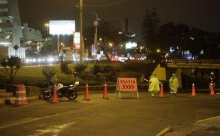 Terremoto en Chile: cierran Costa Verde tras alerta de tsunami