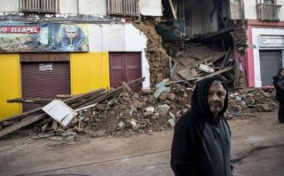 Terremoto de Chile fue uno de los peores de los últimos 25 años