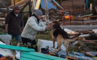 Terremoto en Chile: Fue casi imposible dormir por las réplicas
