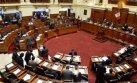 Critican ajustes a Ley de Partidos que hoy aprobaría el pleno