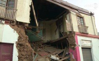 Así amaneció Illapel tras terremoto en Chile [VIDEO]