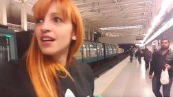 Periodista vivió terremoto al interior del Metro de Santiago