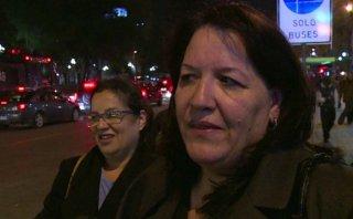 """Terremoto en Chile: """"Nos asustamos demasiado porque no paraba"""""""