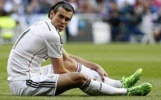 Real Madrid: Gareth Bale estaría fuera dos semanas por lesión