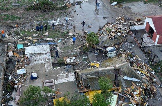 Terremoto en Chile: el tsunami se llevó todo en Coquimbo