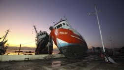 Terremoto en Chile: Tsunami provocó olas de 5 metros [VIDEO]