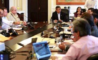 """Cateriano: """"Seguiremos avanzando pese a turbulencia política"""""""