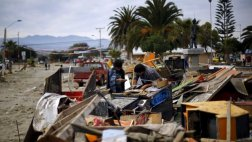 Chile: Cifra de damnificados sube a más de 9.000 personas