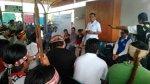 Andoas: comisión del Ejecutivo se reunió con nativos - Noticias de jorge cuenca