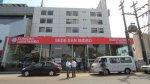 San Isidro clausuró clínica Limatambo por riesgo sanitario - Noticias de residuos hospitalarios