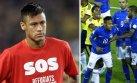 Neymar recordó como una