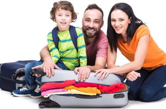 Trucos para que tu maleta de viaje pese menos