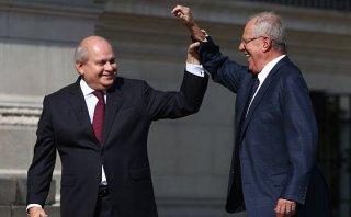Pedro Cateriano se reúne hoy con PPK en Palacio de Gobierno