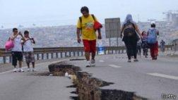 Terremoto en Chile: ¿cómo es vivir con réplicas constantes?