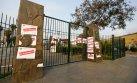 Parque de la Muralla: empresa denuncia cierre injustificado
