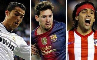 Otros cracks que marcaron cinco goles en un partido (VIDEOS)